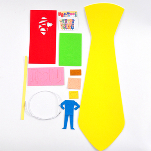 Diy Craft Foam Toy Set Father's Day Gift