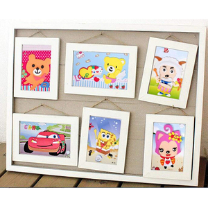 DIY Toy Sticker Art Foam Mosaic AB057