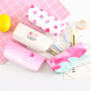 Wholesale Custom PVC Pencil Bag for Kids