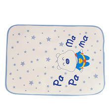 Amber Art Eco-friendly Baby Portable Waterproof Cartoon Diaper Urine Pad