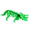 2019 New Educational Eva Foam Animal Puzzle Toy ABbb17